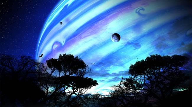 Dünya Dışı Yaşamı Aramak İçin En İyi Yer Gezegenler Değil Uydularıdır