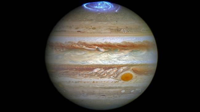 Jüpiter'in Yeni Lekesi