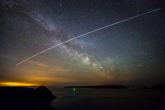 Uluslararası Uzay İstasyonu 9-10-12 Haziran'da Çıplak Gözle Görülebilecek