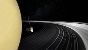 Cassini'nin Büyük Finali'ne Doğru