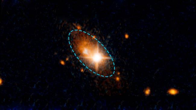 Kara Deliği Galaksi Merkezinden Dışarı Fırlatan Gravitasyonel Dalgalar
