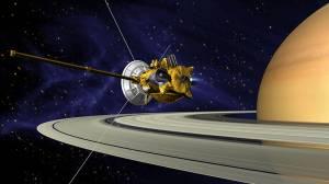 Cassini uzay aracına veda ediyoruz