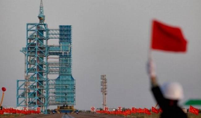 Çin'in uzay istasyonu Tiangong-1 birkaç ay içinde Dünya'ya düşecek