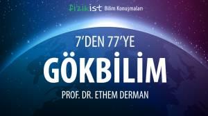 7'den 77'ye Gökbilim Konferansı 12 Kasım'da! BMKM'de!