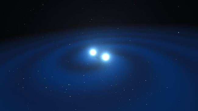 Yıldız çarpışmasında yerçekimsel dalgalar keşfedildi