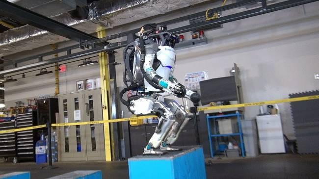 Boston Dynamics'in